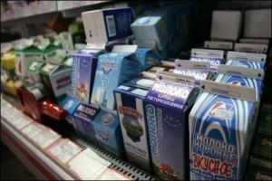 Белорусское молоко