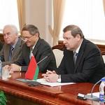 Петр Прокапович и Сергей Сидорский