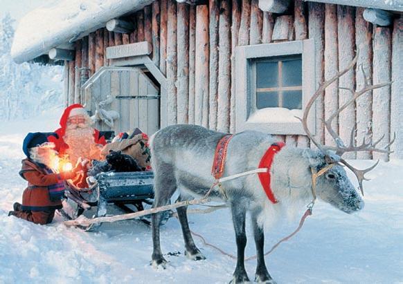 ПВО США и Канады будет следить за путешествиями Санта Клауса