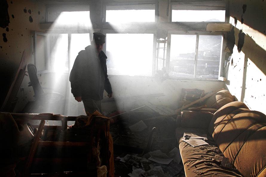 18.01.2010, Афганистан, Кабул