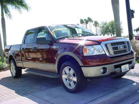 Ford F-150 King Ranch, 2006 года