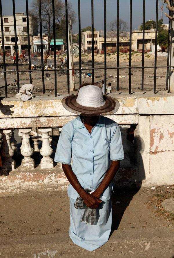 22.01.2010, Гаити, Порт-о-Пренс