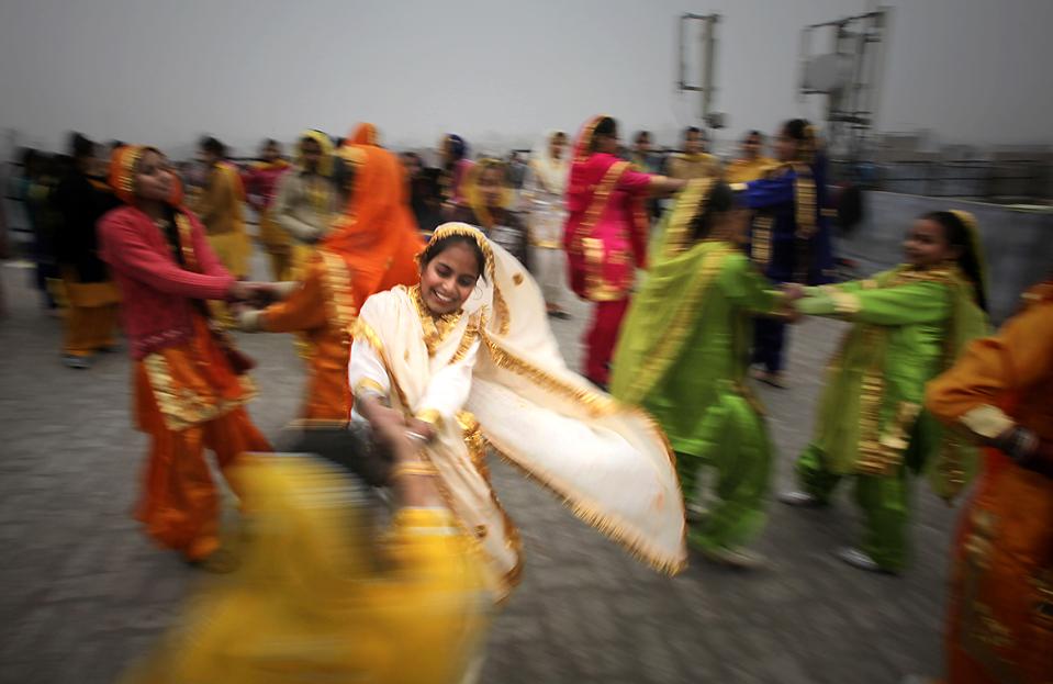 19.01.2010, Индия, Амритсар.
