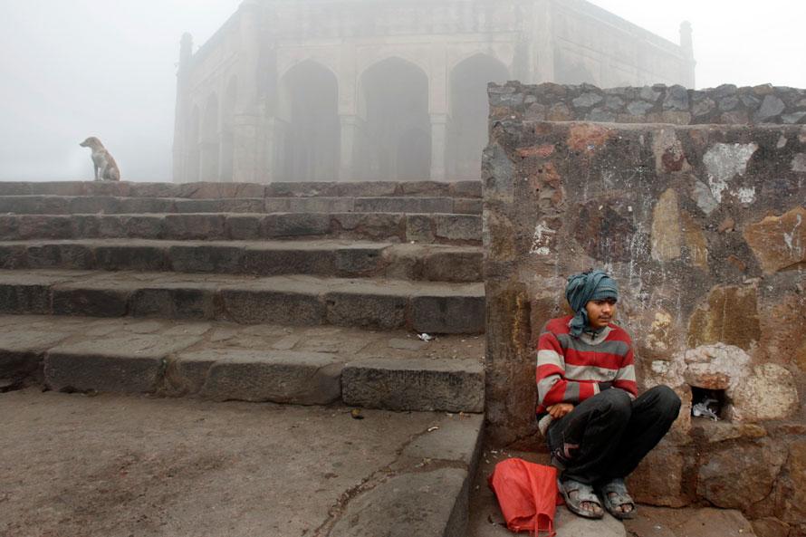 21.01.2010, Индия, Нью Дели