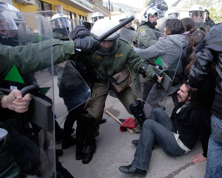 21.01.2010, Греция
