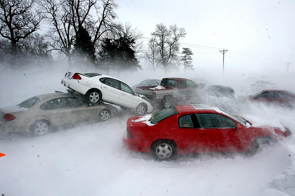 21.01.2010, США, Айова
