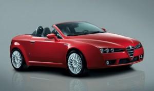 Alfa Romeo Spider. План: неизвестно. Продано: 1616 авто