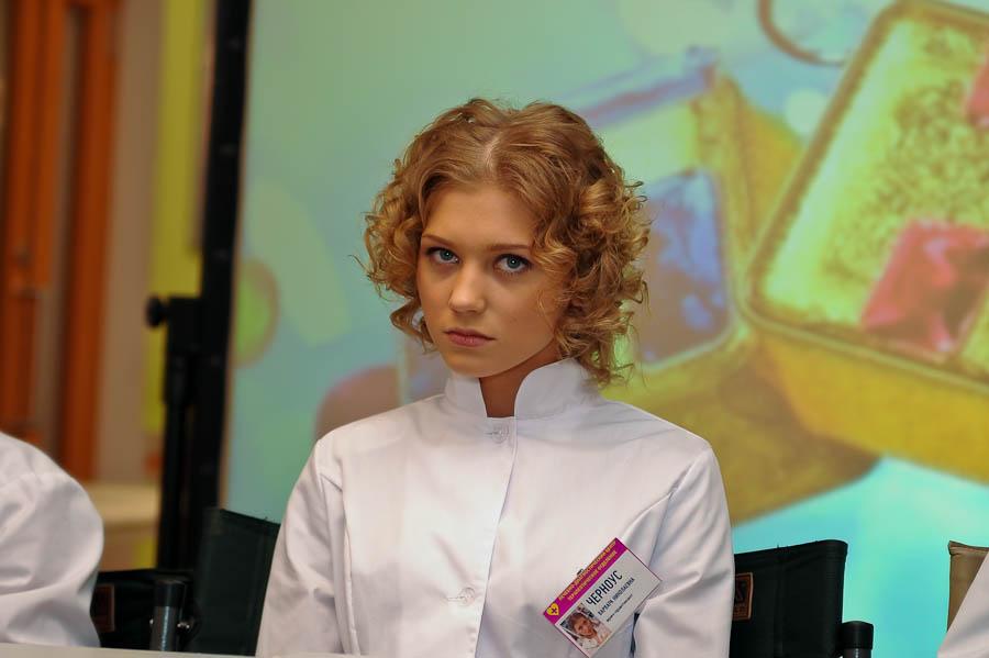Варвара Черноус (Кристина Асмус)