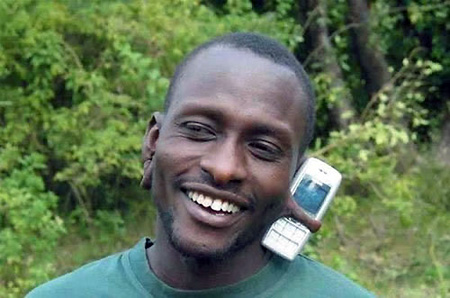 Мистер с Bluetooth по кличке Bluetooth-гарнитура Джонсон