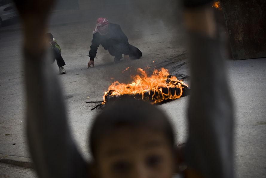 22.03.2010 Палестинская автономия, Хеврон
