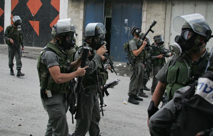 22.03.2010 Израиль, восточный Иерусалим