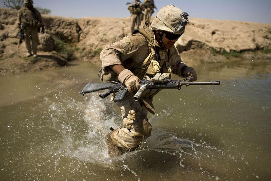 22.03.2010 Афганистан, Марджах