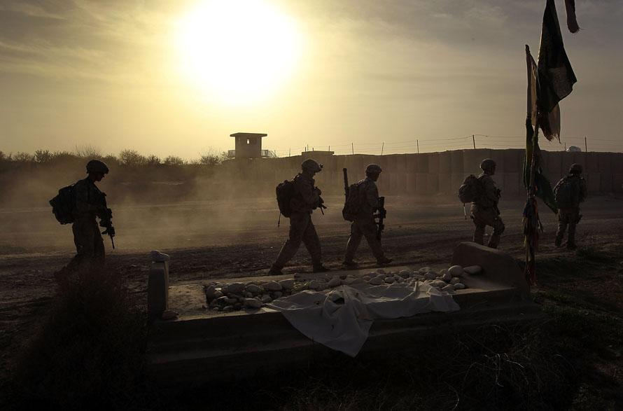 15.03.2010 Афганистан, Кандагар