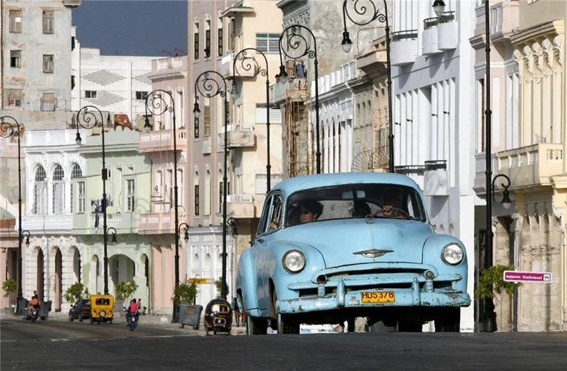 """Набережная """"Малекон"""" в Гаване"""