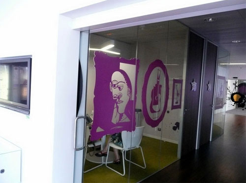Офис Yahoo! в Барселоне