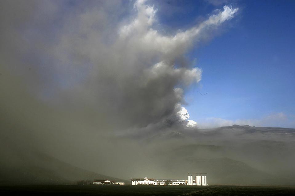 20.04.2010 Исландия