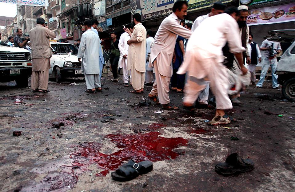 20.04.2010 Пакистан, Пешавар