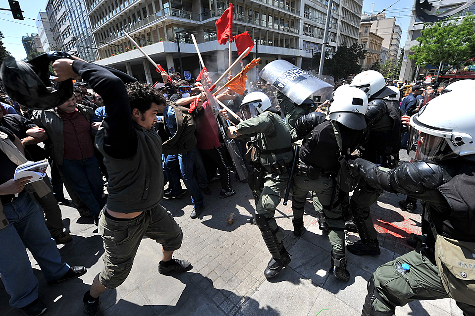 23.04.2010 Греция, Афины