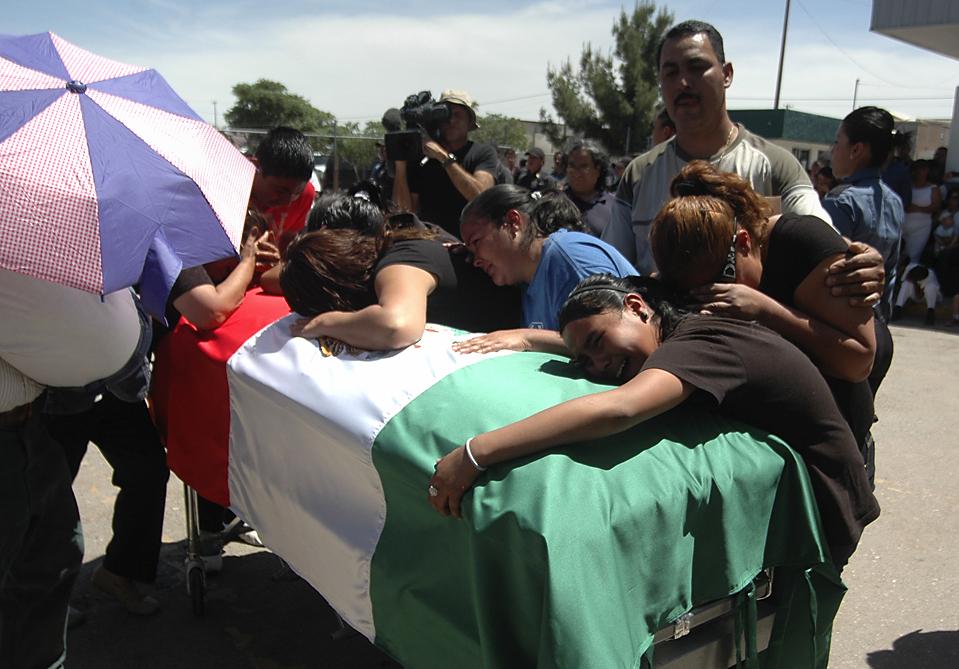 28.04.2010 Мексика, Сьюдад Хуарес