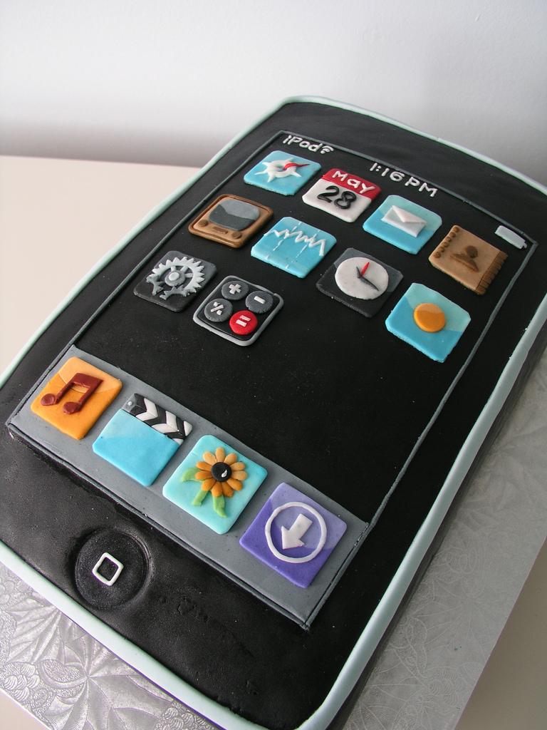 "Торт ""iPad"""