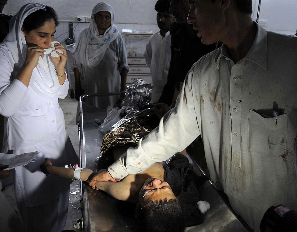 13.05.2010 Пакистан, Пешавар
