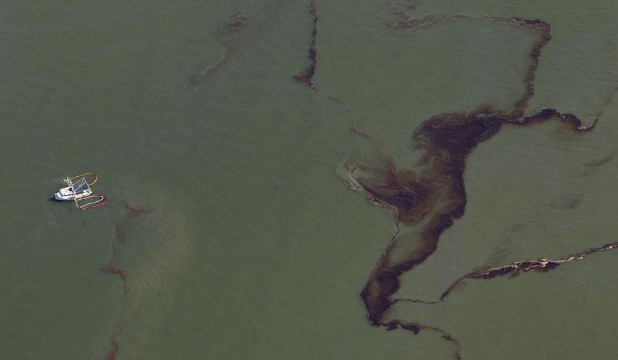 17.05.2010 США, штат Луизиана