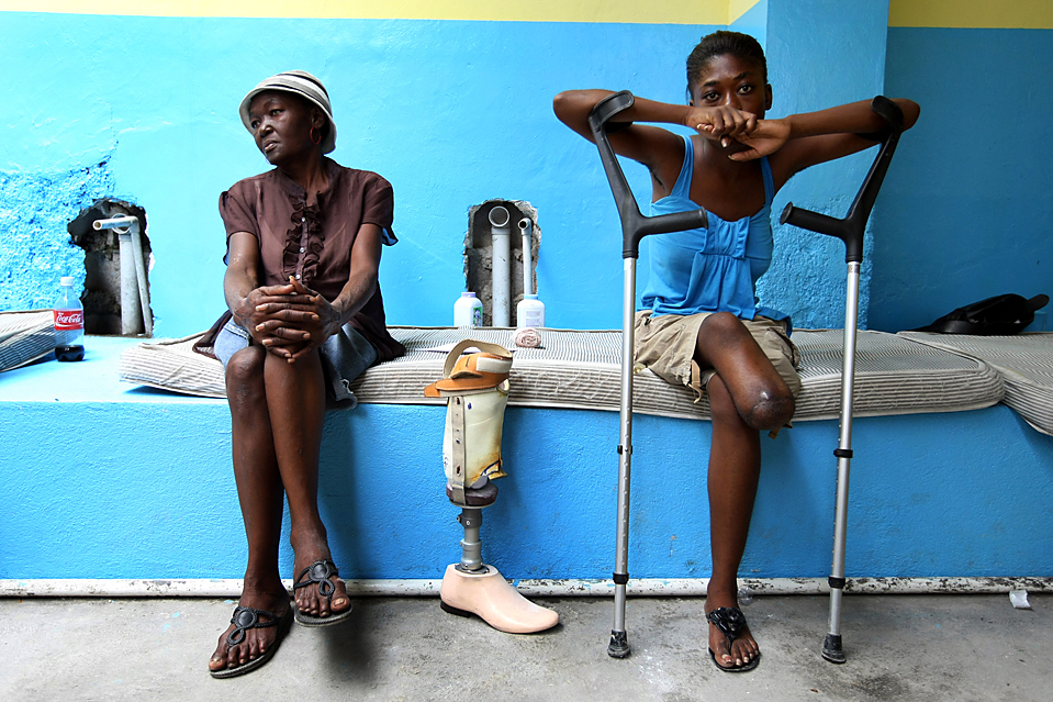 03.05.2010 Гаити, Порт-о-Пренс