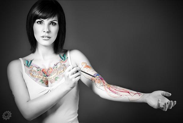 Фотографии красивых женщин Люси Кута