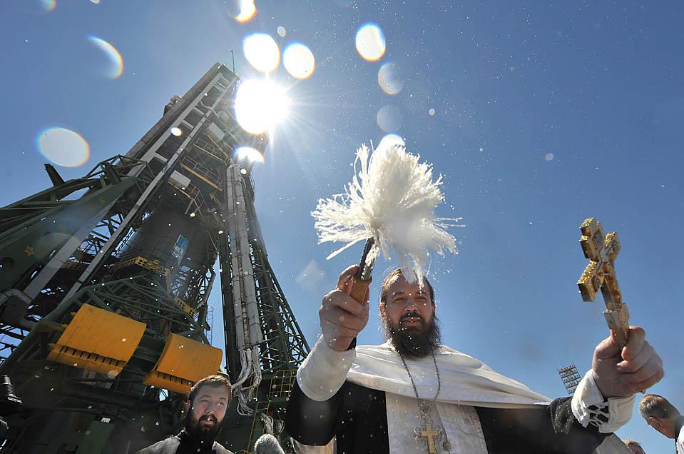 15.06.2010 Казахстан, Байконур