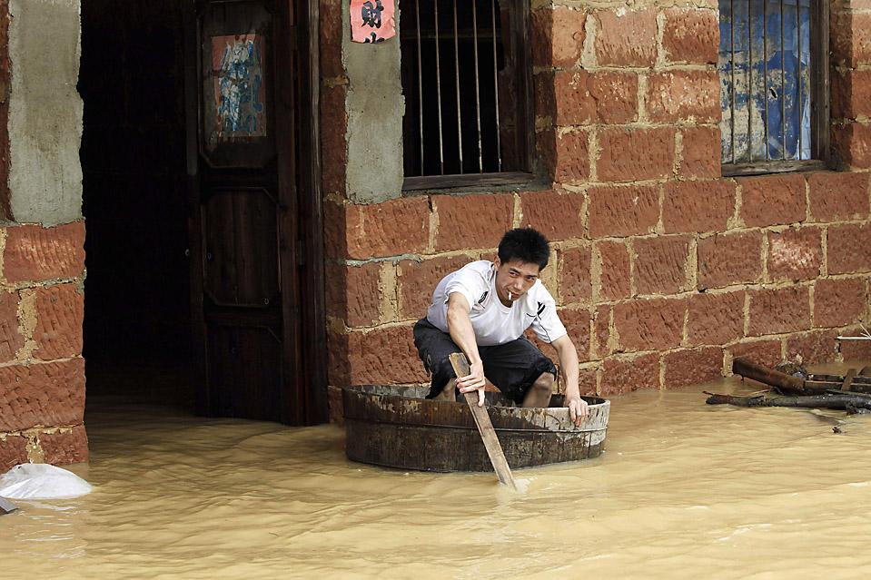 22.06.2010 Китай, провинция Цзянси