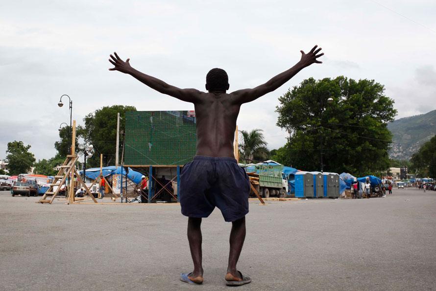 23.06.2010 Гаити, Порт-о-Пренс