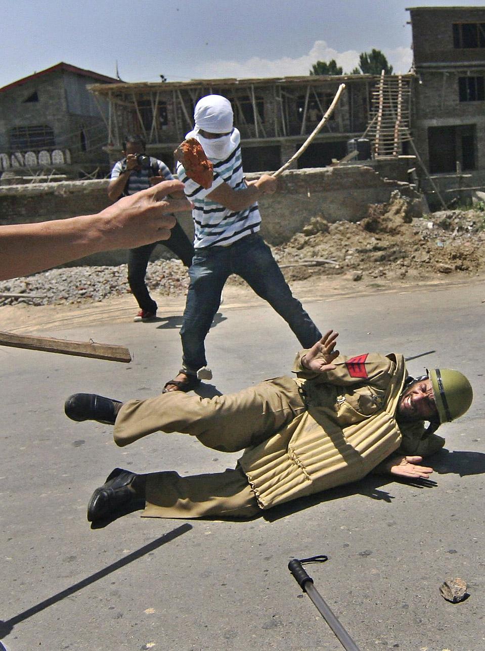 29.06.2010 Индия, Шринагар