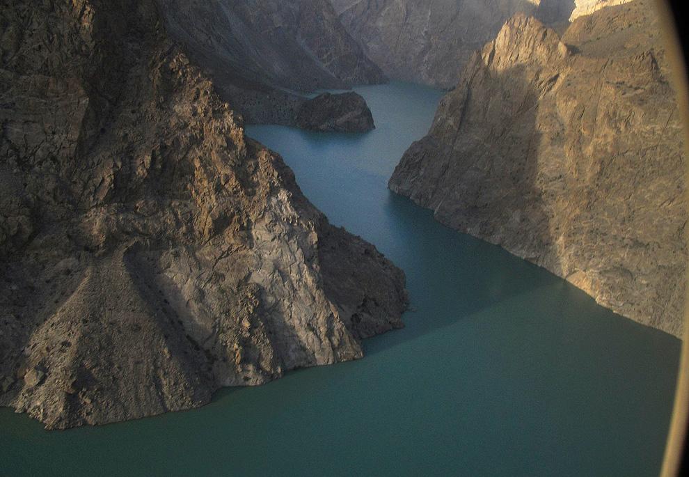Оползневое озеро