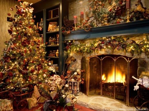 Рождество - праздник приближается!