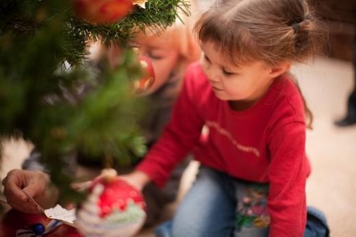 Как подарить малышам новогоднюю сказку?