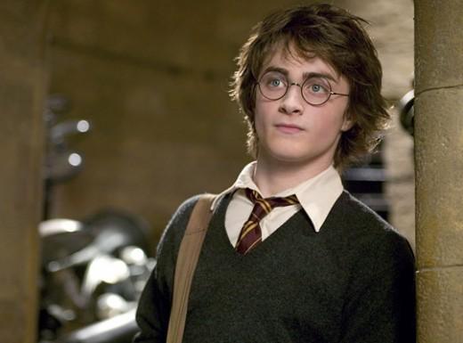 Гарри Поттер (Ботаник как объект желания)