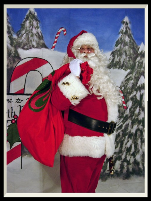 Санта-Клауса под суд