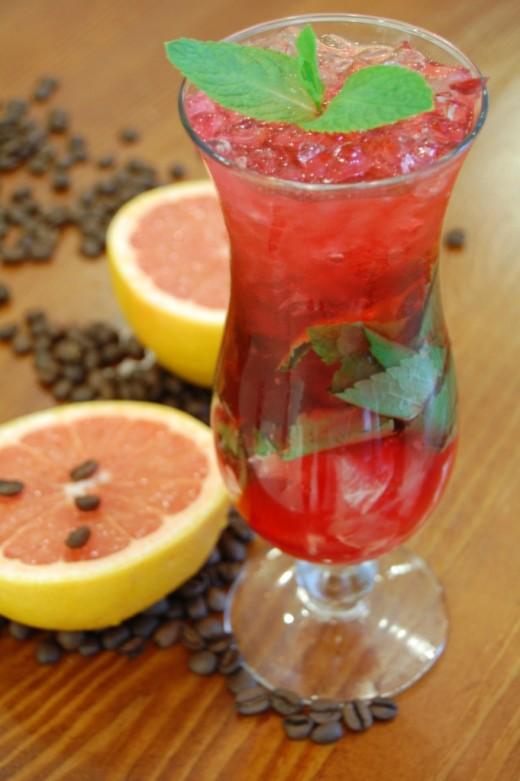 Запах перегара уничтожит грейпфрутовый сок, запах бензина - жидкость для очистки стекол