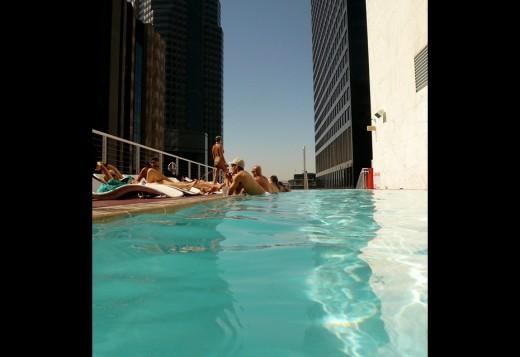 Стандартный отель в Лос-Анджелесе