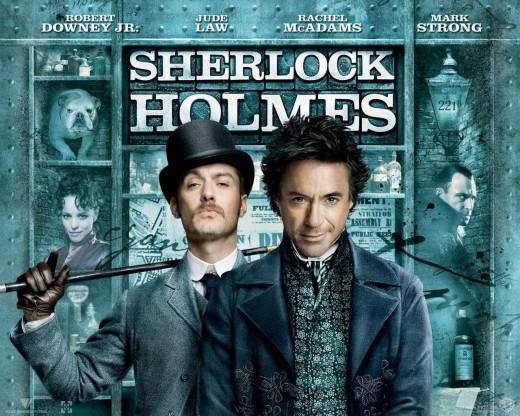 """Шерлок Холмс сыграет в """"Игру теней"""""""