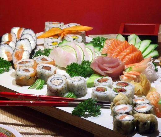Москвичи останутся без суши и роллов?