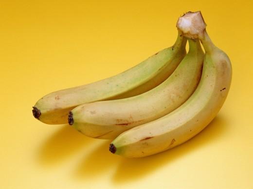 Употребление трех бананов в день значительно снизит риск инсульта