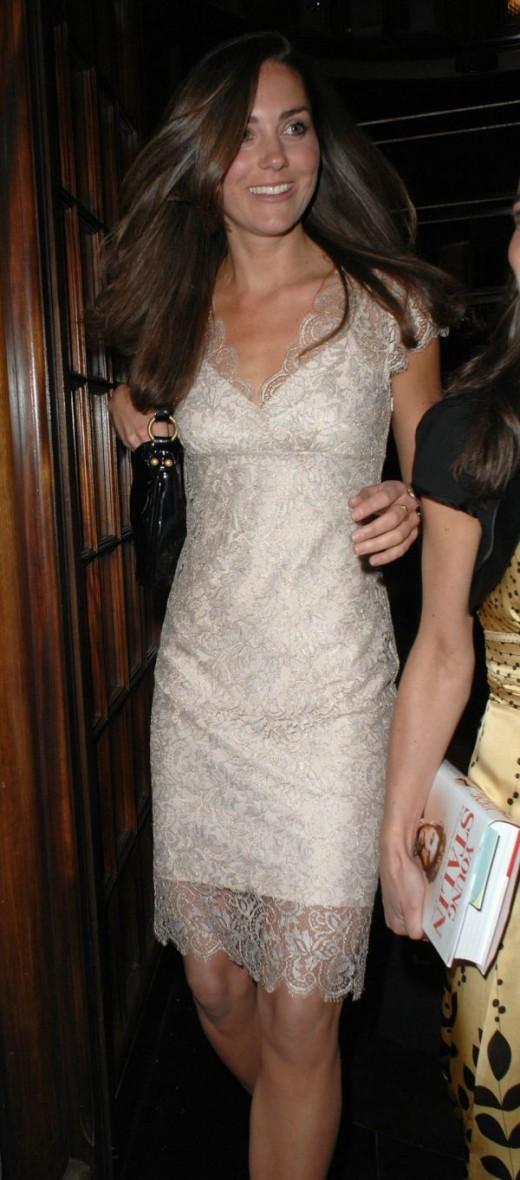 Кейт Миддлтон признана самой стильной знаменитостью