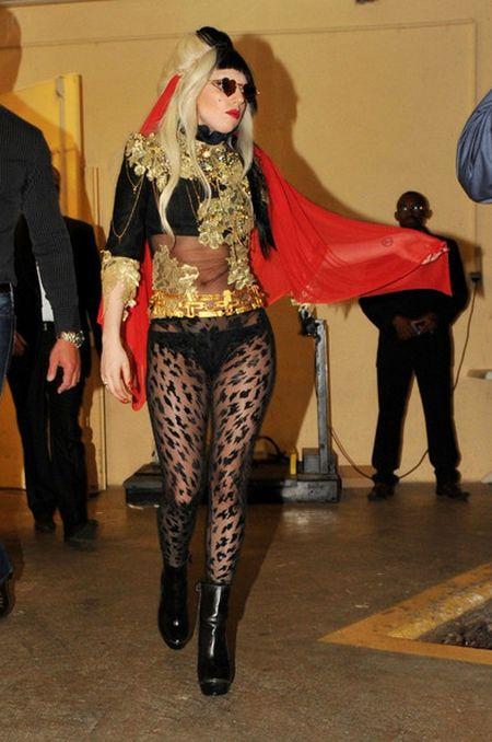 Леди Гага шокировала Канны