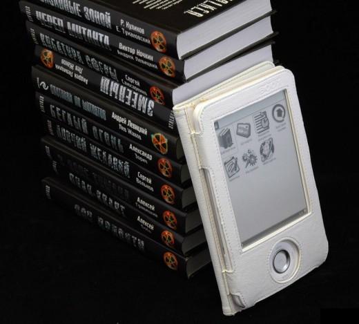 Американцы выбирают электронные книги