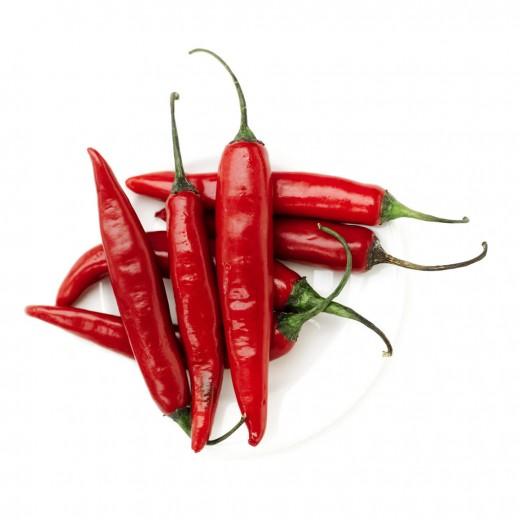 Красный перец снизит чувство голода и поможет похудеть