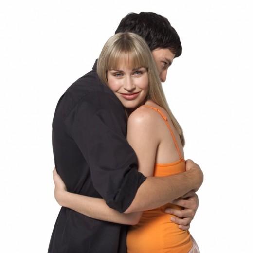 Женатые мужчины предпочитают объятья сексу