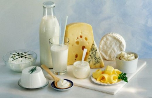 Чтобы похудеть, ешьте молочные продукты