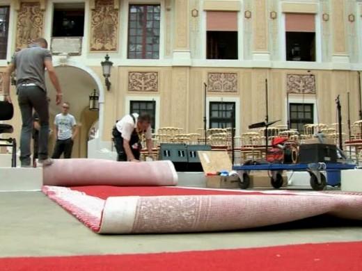 Монако готовится к королевской свадьбе