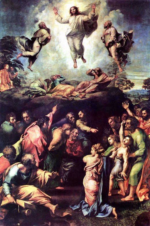 6 августа католическая церковь отмечает Преображение Господне